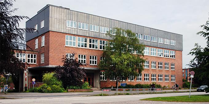 Professur für Rechnungslegung Gebäude am Westring 425